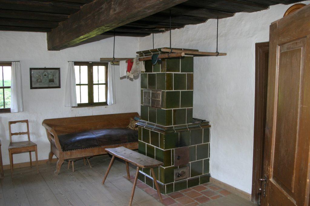 soba din teracotă este potrivită în zonele rurale