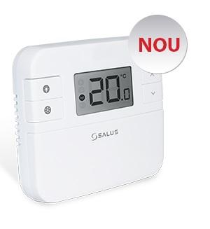 Termostat de ambient Salus RT310 cu fir neprogramabil