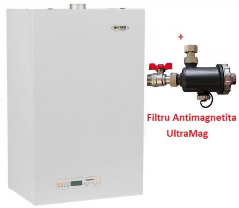 Centrala termica Motan Sigma 24 Erp - 24 kw + Filtru antimagnetita Ultra Mag. Poza 4254
