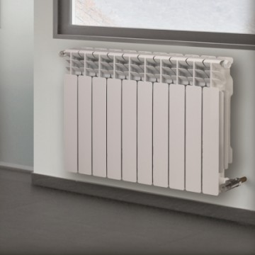poza Element Calorifer/Radiator aluminu Ragaini MODA 600 mm