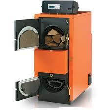 poza Centrala termica pe lemne cu gazeificare ARCA ASPIRO 43 R - 41 kw