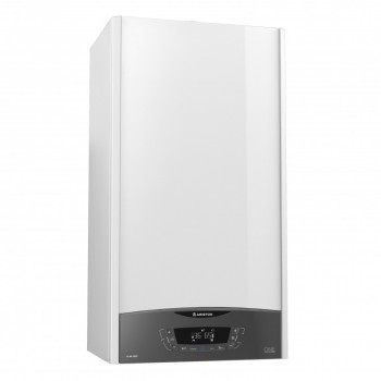 Centrala termica in condensare ARISTON GENUS ONE 24 EU 24 kw + CADOU Termostat wireless Siemens RDH100RF