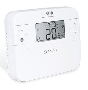 Termostat de ambient cu fir programabil Salus RT510