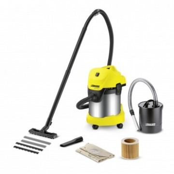 poza Aspirator multifunctional KARCHER  WD3 Premium Fireplace Kit pt cenusa