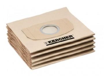 poza Sac de filtru de hartie pentru aspirator KARCHER
