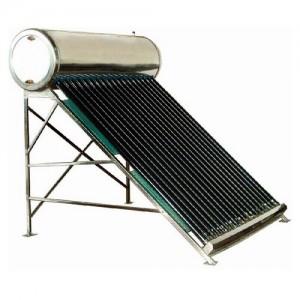 poza Panou solar presurizat Heat Pipe SONTEC SPP-470-H58-190/20 cu boiler inox 190 litri