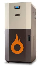 poza Centrala termica pe peleti KEPO 25 Kw, curatare automata a arzatorului