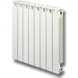 poza Calorifer/Radiator Aluminiu Global MIX 350