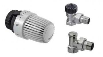 Poza Set robinet termostatat 1/2