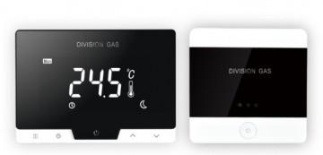 poza Termostat de ambient cu control prin internet DIVISION GAS DG19 Wi-Fi