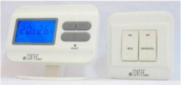 Termostat de ambient  fara fir CONTER T3W