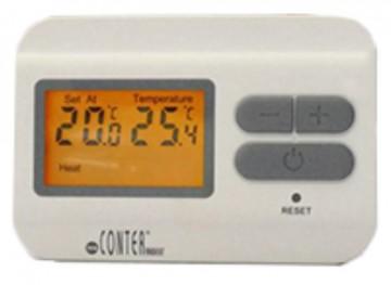 Poza Termostat de ambient  cu fir CONTER T3. Poza 3567