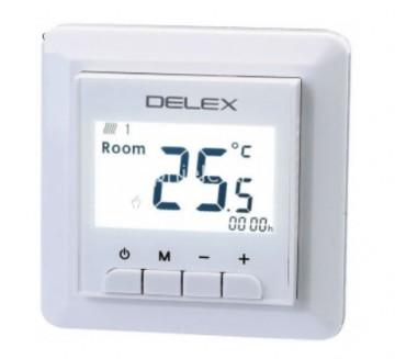Termostat digital programabil DEL 9000