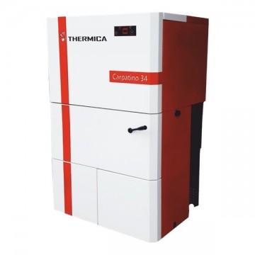 Centrala termica pe peleti Biodom Thermica Carpatino 34 - 30,8 kw