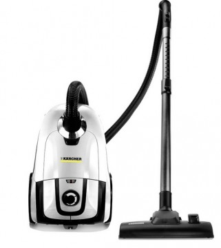 Poza Aspirator cu sac Karcher VC2 Premium White 700W. Poza 3784