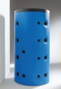 poza Rezervor de acumulare/Puffer cu doua serpentine Lam Bollitori PSR2 1000 - 1000 litri cu izolatie 100 mm