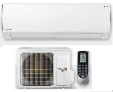poza Aparat aer conditionat inverter Yamato YW12IG3 12000 BTU WiFi inclus, I feel, freon R32, A++, Timer, Auto Restart, kit instalare inclus
