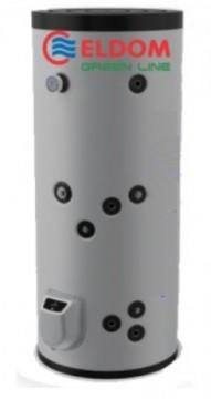 Poza Boiler termoelectric cu o serpentina ELDOM 300 litri. Poza 4139
