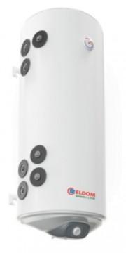 Boiler termoelectric cu doua serpentine ELDOM 120 - 120 litri