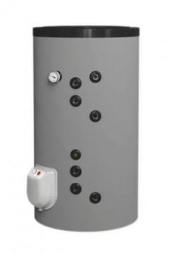 Boiler termoelectric cu doua serpentine ELDOM 200 - 200 litri