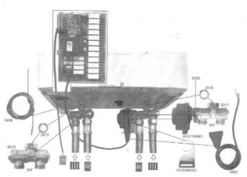 Kit pentru preparare apa calda menajera (A.C.M) pentru centrale electrice Protherm Ray