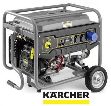 poza Generator de curent monofazat KARCHER PGG 6/1, 230V, 13CP, 390 cc, Benzina, 25 L