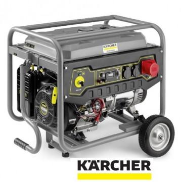 poza Generator de curent trifazat KARCHER PGG 8/3, 230V, 16CP, 440 cc, Benzina, 25 L