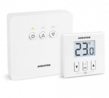 Termostat fara fir neprogramabil Auraton 200 RT + Livrare GRATUITA*