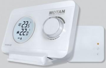 Termostat de ambient digital neprogramabil  fara fir Motan HT220S-SET