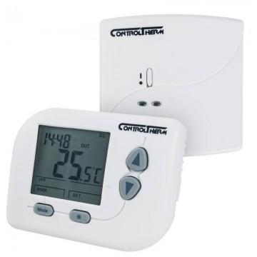 Termostat de ambient fara fir programabil Controltherm BT162