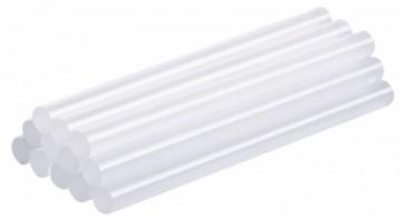 Poza Set de 12 batoane de adeziv cu topire termica 11,2x100 mm TOLSEN