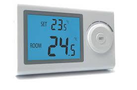 Termostat de ambient  cu fir Logictherm R3