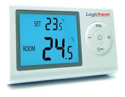 Termostat de ambient  programabil cu fir Logictherm R7
