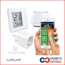 Poza Pachet de baza Salus iT600 Smart Home