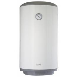 Boiler termoelectric de perete cu o serpentina BAXI V580TD, 1500W, 80 litri