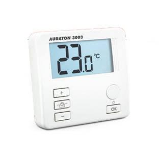 Termostat de ambient cu fir AURATON 3003  +  Livrare GRATUITA*