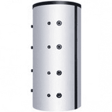 Poza Rezervor de acumulare (puffer) AUSTRIA EMAIL PSM 3000 litri cu izolatie 100 mm