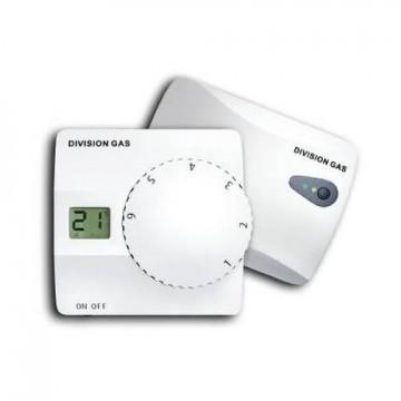 Termostat de ambient fara fir HOMEPLEX (Division Gas) 816RF