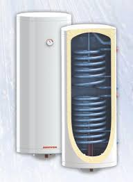 Boiler termoelectric de perete cu doua serpentine SUNSYSTEM BB V/S2 200 - 200 litri