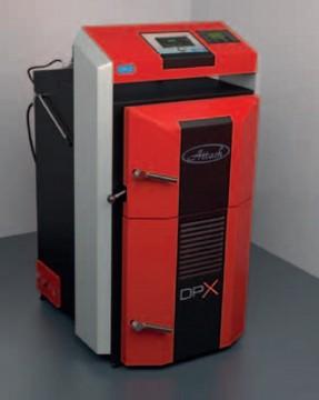 Centrala termica pe lemne cu gazeificare Attack DPX45 Standard