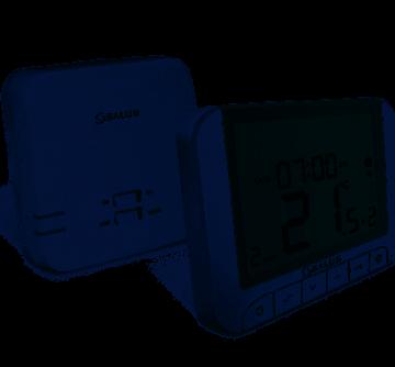 Cronotermostat Salus RT520RF, programabil, OpenTherm, fara fir