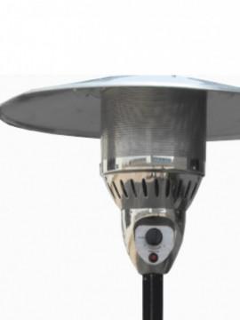 Poza Incalzitor terasa, pe gaz, Bauherr, otel, 13 kW