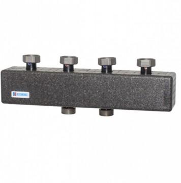 Distribuitor-colector termoizolat pentru 2 grupuri de circulatie ESBE GMA 421