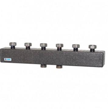 Distribuitor-colector termoizolat pentru 3 grupuri de circulatie ESBE GMA 431