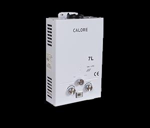 Incalzitor instant pe gaz sau GPL CALORE COMPACT TN7, tiraj natural
