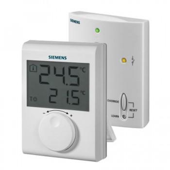 Termostat de ambient fara fir SIEMENS RDH100RF/SET