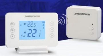 Poza Termostat de ambient fara fir programabil COMPUTHERM T70RF