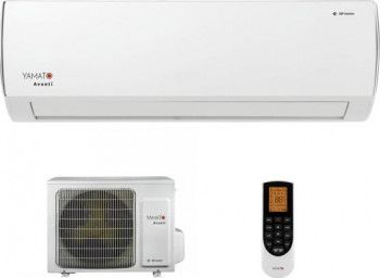Aer conditionat inverter Yamato Avanti YW09IG7 9000 btu, Wi-Fi, Kit instalare inclus, Freon R32