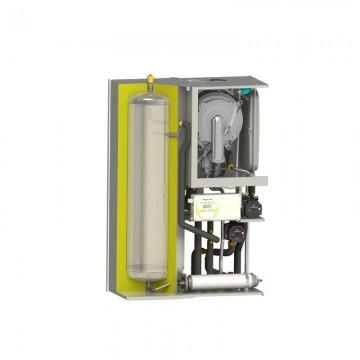 Poza Centrala termica in condensatie cu boiler incorporat Motan MKDens 35 BA Plus - 35 kW
