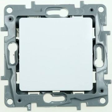 Poza Intrerupator simplu, alb, 10A, IP20, Legrand Niloe. Poza 5512